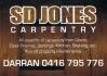 S D Jones Carpentry