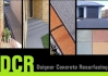DCR Designer Concrete Resurfacing