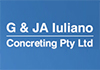 G & JA Iuliano Concreting Pty Ltd