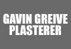Gavin Greive Plasterer