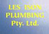 Les Ison Plumbing Pty Ltd
