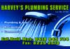 Harvey's Plumbing Service