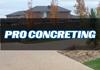 Pro Concreting