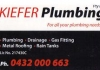 Kiefer Plumbing