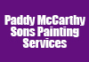 Paddy McCarthy Sons Painting Services
