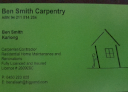 Ben Smith Carpentry