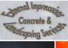 External Impressions Concrete and Landscaping Services