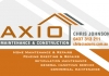 AXIO Maintenance and Construction