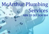 McArthur Plumbing Services