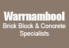 Warrnambool Brick Block & Concrete Specialists