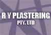 R Y Plastering