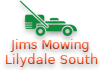Jims Mowing Lilydale South
