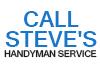 Call Steve's Handyman Service