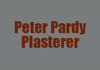 Peter Pardy Plasterer