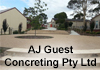 AJ Guest Concreting Pty Ltd