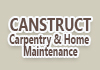 CANSTRUCT Carpentry & Home Maintenance