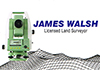 James Walsh Land Surveying