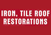 Iron  Tile Roof Restorations