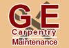 G E Carpentry & Maintenance