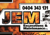 JEM Excavations & Maintenance P/L