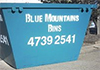 Blue Mountains Bins