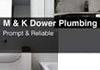 M & K Dower Plumbing