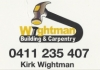 Wightman Carpentry