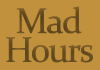 Mad Hours Furniture Assembly