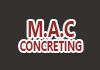 M.A.C CONCRETING