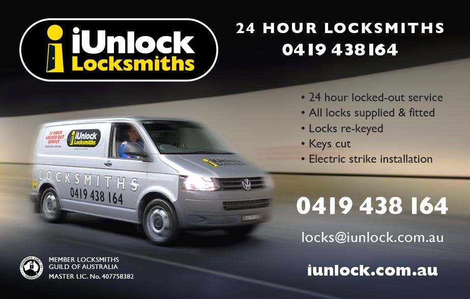 iUnlock Locksmiths
