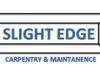 Slight Edge Carpentry and Maintenance