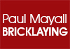 Paul Mayall  Bricklaying