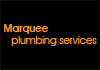 Marquee Plumbing Services