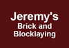 Jeremy's Brick and Blocklaying
