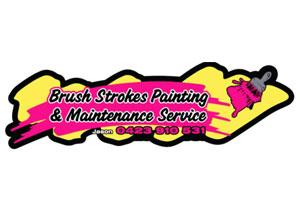 Brush Strokes Painting & Maintenance Service