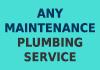 Any Maintenance Plumbing Service