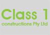 Class 1 constructions Pty Ltd