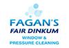Fagan's Fair Dinkum Window & Pressure Cleaning