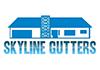 Skyline gutters