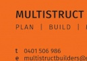 Multistruct Builders