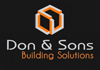 Don & Sons Building Solution
