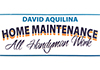 David Aquilina Home Maintenance