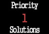 priority 1 solutions
