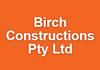 Birch Constructions Pty Ltd