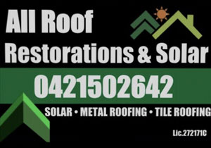 All Roof Restorations & Pressure Cleaning Suffolk Park