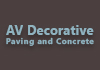 AV Decorative Paving and Concrete