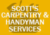 Scott's Carpentry & Handyman Services
