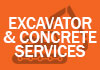 Excavator and Concrete Services