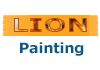 Lion Painting Turramurra
