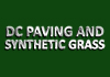 DC paving and synthetic grass